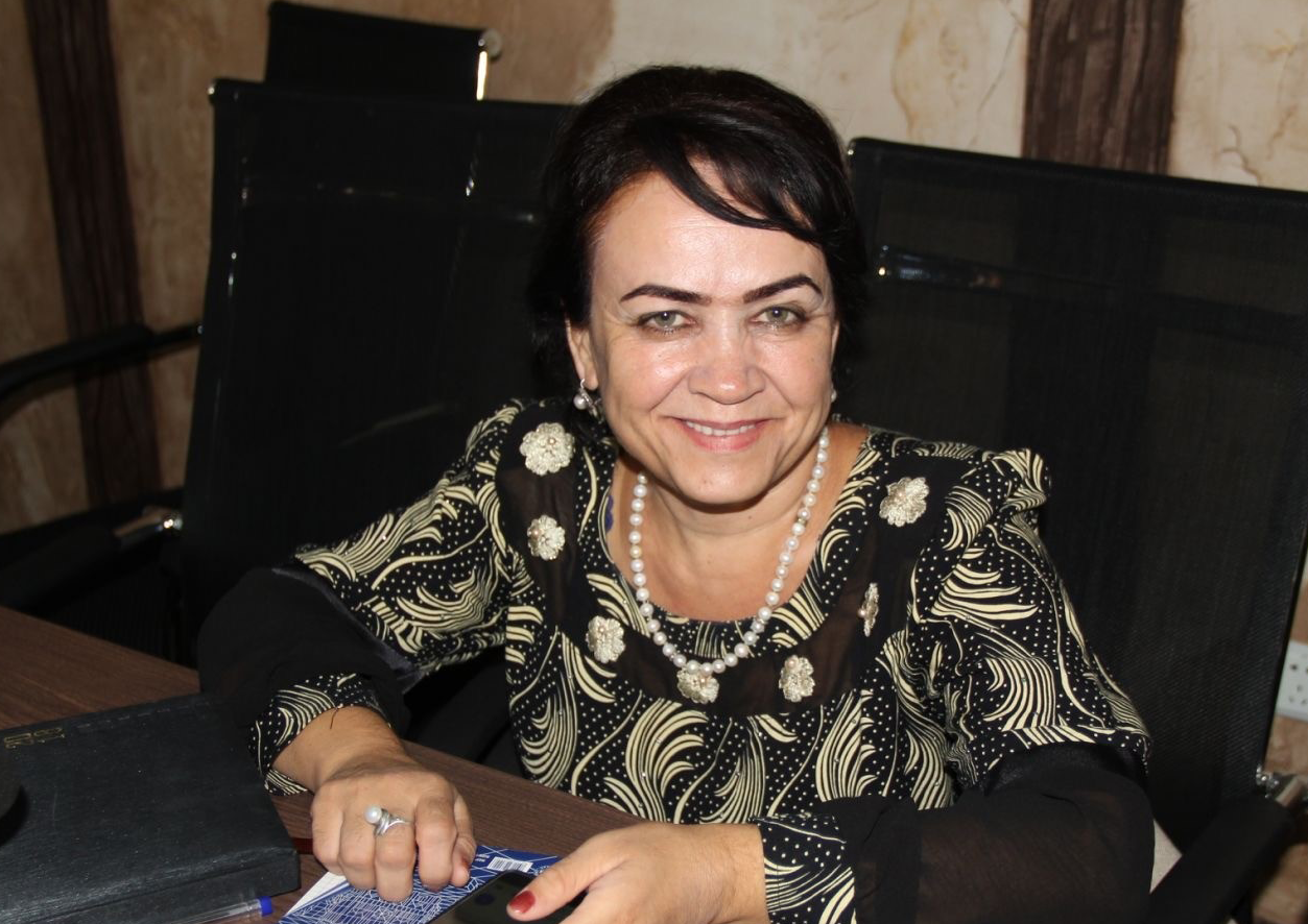 Mavjuda Karimova