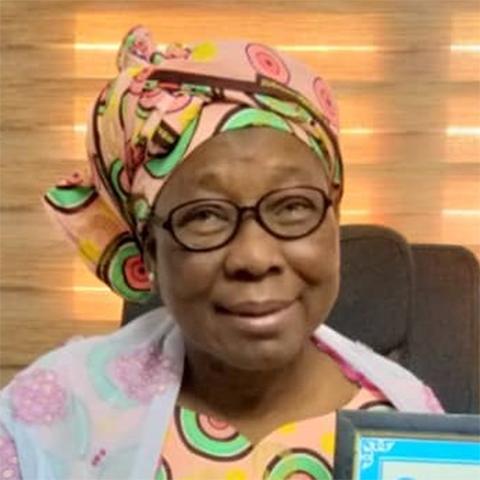 Midwife Ramatou Fomba Konate