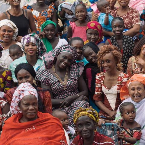 Women in Mali are working toward greater health in their community.