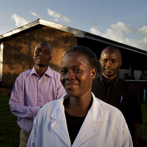 Photo by Trevor Snapp for IntraHealth International