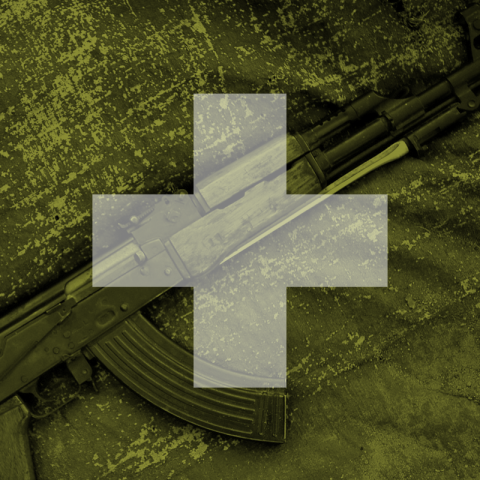 health in conflict icon