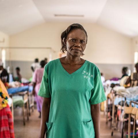 midwife in uganda