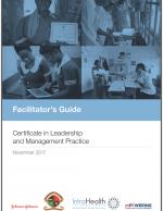 Facilitator guide cover