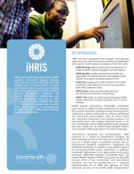 iHRIS overview document