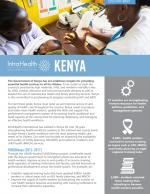 Kenya brief cover
