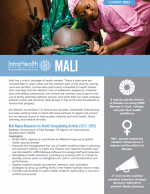 Mali country brief