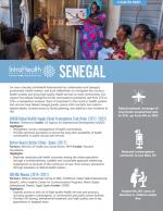 Senegal country brief