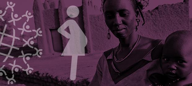 Maternal health at IntraHealth International
